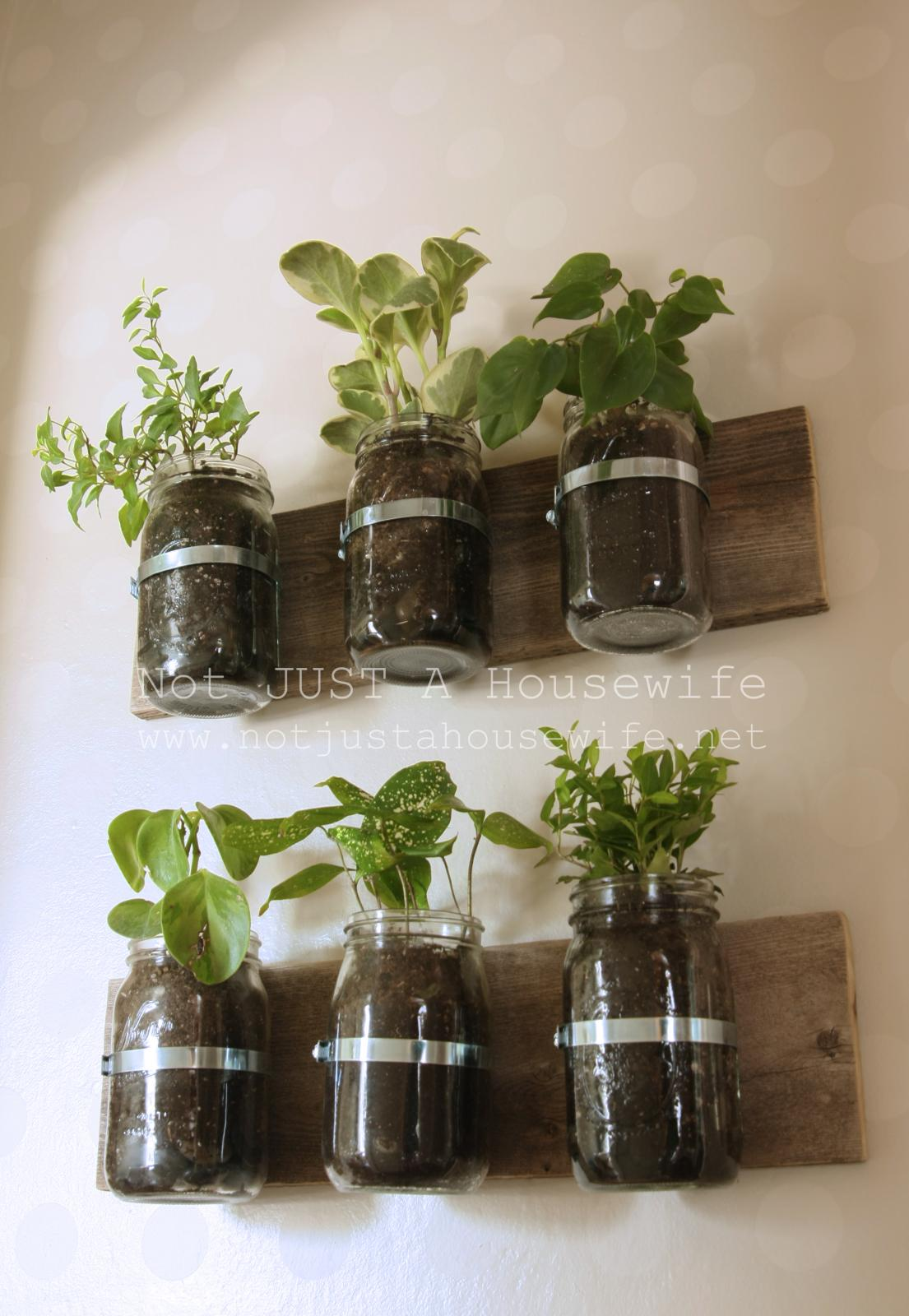 mason jars in decor