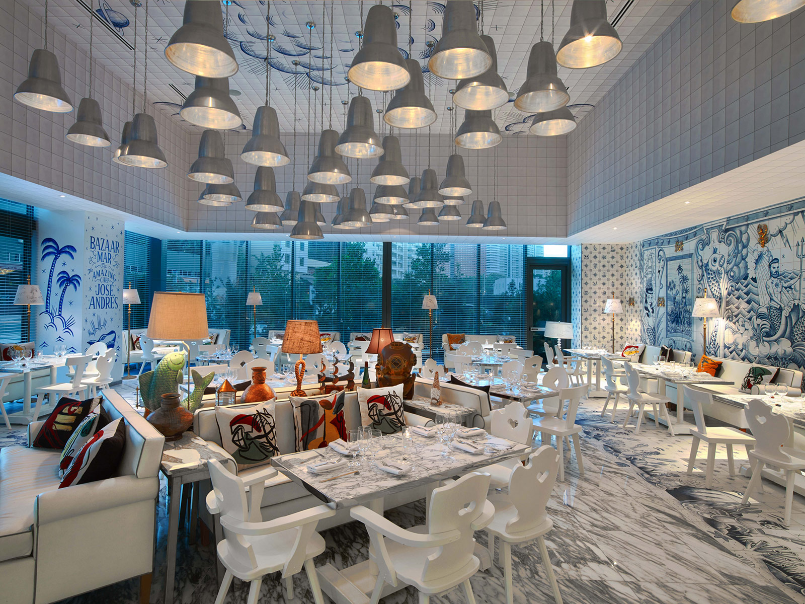 Restaurant Interiors To Inspire You In Your Dining Room Design