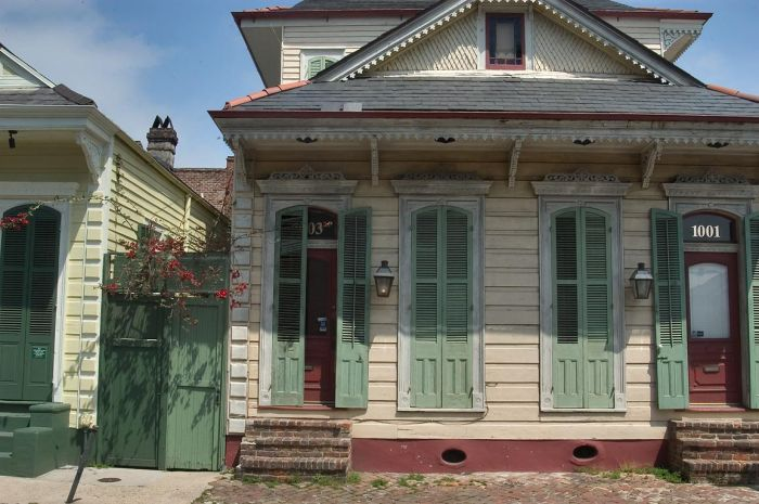 New Orleans apartment homes (asergeev.com)