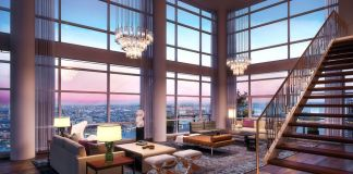 Amazing views from this luxury loft (Hollywood Reporter)