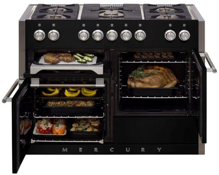Smaller ovens provide far bigger benefits in terms of energy efficiency, cooking versatility and performance than traditional single oven designs.