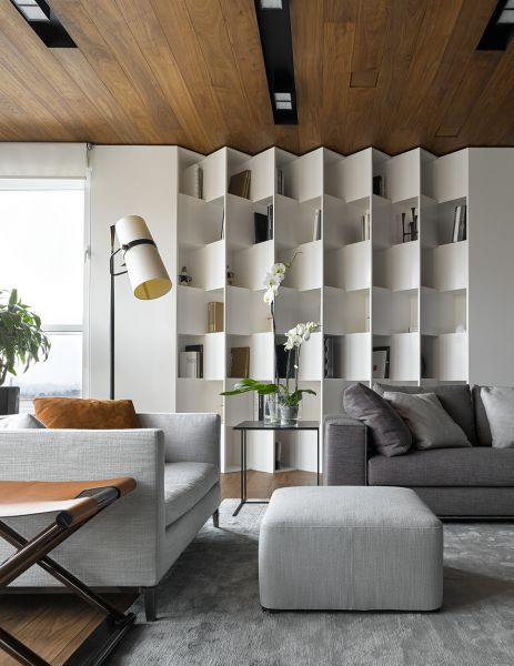 Unique shelving adds style and function (trendir.com)