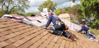 Re roofing Brooklyn Park, MN by Storm Group Roofing