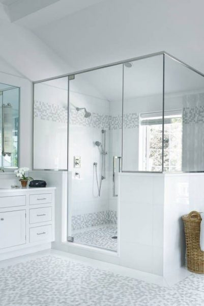 The Mosaic Bathroom - Small Bathroom ideas