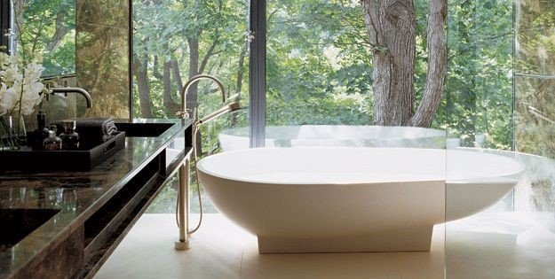 The Glass Small Bathroom ideas