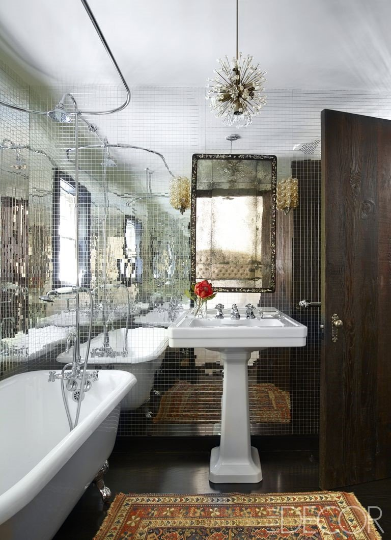 The Ornate Bathroom