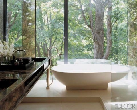 The Forest Bathroom