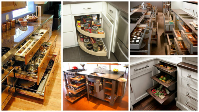 Creative Ideas That Can Help You to Save Some Space in Your Kitchen