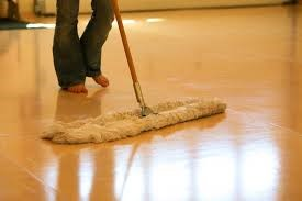 Take care of your flooring