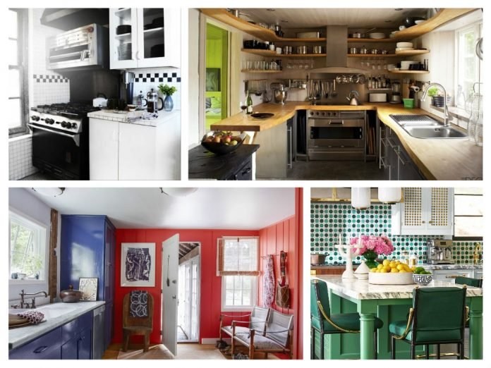 small kitchen ideas featured