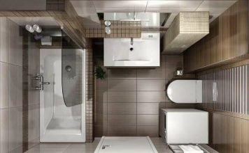 3D Layouts of the Bathroom (12)
