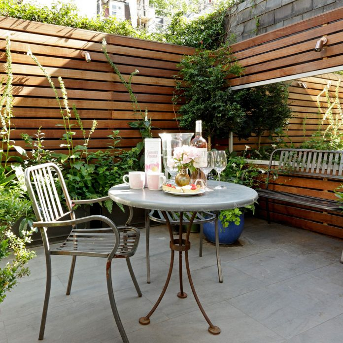 small outdoor ideas