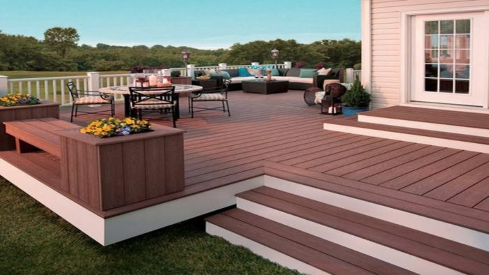 wood deck ideas