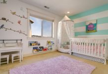 Chic Nursery Design Ideas