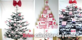 do-it-yourself Christmas - advent calendar