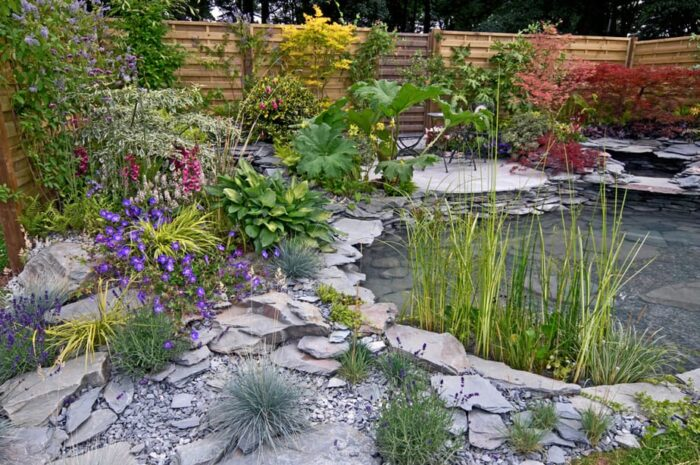Creative Water Garden Ideas